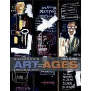 Gardner's Art Through the Ages A Concise Global History (with Arts CourseMate Printed Access Card) by Kleiner, Fred S., 9781111840723