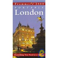 Frommer's 2000 Portable London by Porter, Darwin; Prince, Danforth, 9780028630724