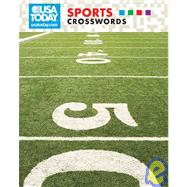 USA TODAY Sports Crosswords by Kahn, David J.; Gaffney, Matt, 9781402750724