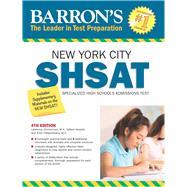 Barron's Shsat by Zimmerman, Lawrence; Kessler, Gilbert; Villeponteaux, Anne, 9781438010724