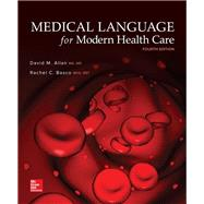 MEDICAL LANGUAGE FOR MODERN HEALTH CARE by Unknown, 9780077820725