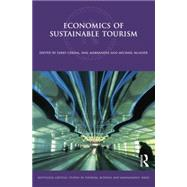 Economics of Sustainable Tourism by Cerina,Fabio, 9781138880726