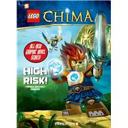 LEGO Legends of Chima #1: High Risk! by Comicon; Grotholt, Yannick, 9781629910727