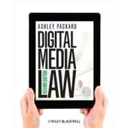Digital Media Law by Packard, Ashley, 9781118290729