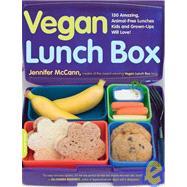 Vegan Lunch Box by McCann, Jennifer, 9781600940729