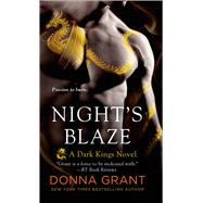 Night's Blaze by Grant, Donna, 9781250060730