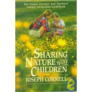 Sharing Nature With Children by Cornell, Joseph, 9781883220730