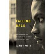 Falling Back by Fader, Jamie J., 9780813560731