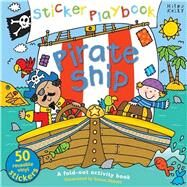 Sticker Playbook - Pirate Ship by Abbott, Simon, 9781782090731