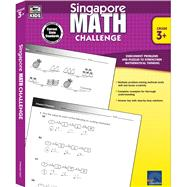 Singapore Math Challenge by Frank Schaffer Publications, 9781623990732