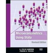 Microeconometrics Using Stata: Revised Edition by Cameron; A. Colin, 9781597180733