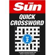 The Sun Quick Crossword Book 2 by Sun, 9780007580736
