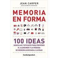 Memoria en forma by Carper, Jean; Millet, Alicia Sanchez, 9788415870739