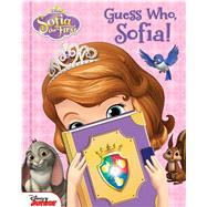 Disney Guess Who, Sofia! by Disney, Sofia the First, 9780794430740
