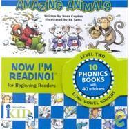 Now I'm Reading!: Amazing Animals - Level 2 by Gaydos, Nora; Sams, BB, 9781584760740