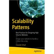 Scalability Patterns by Dhall, Chander, 9781484210741