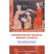 Understanding Medieval Primary Sources: Using Historical Sources to Discover Medieval Europe by Rosenthal; Joel T., 9780415780742
