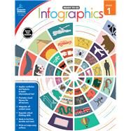 Infographics, Grade 1 by Carson-Dellosa Publishing Company, Inc., 9781483830742