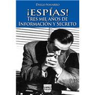 ¡Espías! by Bonilla, Diego Navarro, 9788496780743