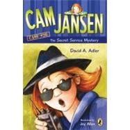 Cam Jansen and the Secret Service Mystery #26 by Adler, David A. (Author); Natti, Susanna (Illustrator), 9780142410745