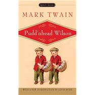 Pudd'nhead Wilson by Twain, Mark (Author); Budd, Louis (Introduction by), 9780451530745