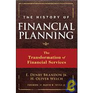 The History of Financial Planning: The Transformation of Financial Services at Biggerbooks.com