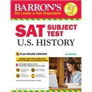 Barron's Sat Subject Test U.s. History by Senter, Kenneth R.; Resnick, Eugene V., 9781438010748