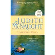 Remember When by Judith McNaught, 9781416530749