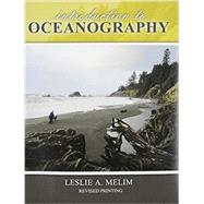 Introduction to Oceanography by Melim, Leslie Allison, 9781465280749