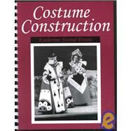 Costume Construction by Evans-Strand, Katherine, 9781577660750