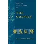 Fortress Introduction to the Gospels by Powell, Mark Allan, 9780800630751