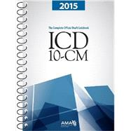 ICD-10-CM 2015 Codebook by American Medical Association, 9781622020751