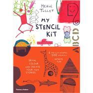 My Stencil Kit by Tullet, Herv�, 9780500650752