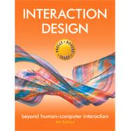 Interaction Design: Beyond Human-computer Interaction by Preece, Jenny; Sharp, Helen; Rogers, Yvonne, 9781119020752