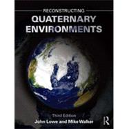 Reconstructing Quaternary Environments by Lowe; John, 9780415740753