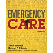 Emergency Care PLUS MyBradylab with Pearson eText -- Access Card Package by Limmer, Daniel J., EMT-P; O'Keefe, Michael F., 9780134190754