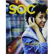 Soc 2016 by Witt, Jon, 9780078130755