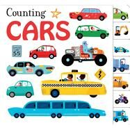 Counting Collection: Counting Cars by Priddy, Roger, 9780312520755