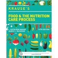 Krause's Food & the Nutrition Care Process by Mahan, L. Kathleen, 9780323340755