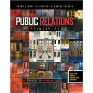 Public Relations Principles by Wahl, Shawn T.; Fuehrer, Michelle M. Maresh, 9781465290755