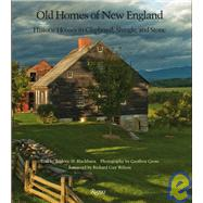Old Homes of New England by BLACKBURN, RODERIC H.GROSS, GEOFFREY, 9780847830756