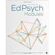 EdPsych Modules by Durwin, 9781506310756