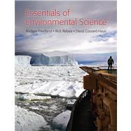 Essentials of Environmental Science by Friedland, Andrew; Relyea, Rick; Courard-Hauri, David, 9781464100758