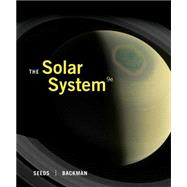 The Solar System by Seeds, Michael A.; Backman, Dana, 9781305120761