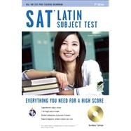 Sat Latin Subject Test by Palma, Ronald B., 9780738610764