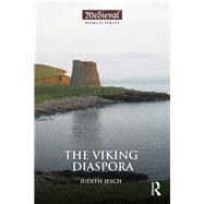 The Viking Diaspora by Jesch; Judith, 9781138020764