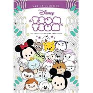 Art of Coloring: Tsum Tsum by Disney Book Group, 9781368000765