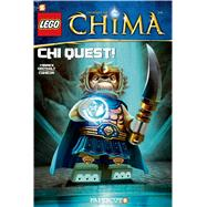 LEGO Legends of Chima #3: Chi Quest! by Comicon; Grotholt, Yannick, 9781629910765