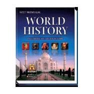 World History: Patterns of Interaction Interactive Online Edition 1-Year Student Access by HMH, 9780547520766
