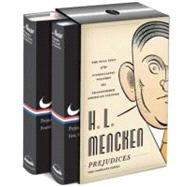 H. L. Mencken: Prejudices: The Complete Series by Mencken, H. L., 9781598530766